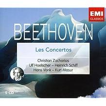 Beethoven : Les Concertos (Coffret 5 CD)