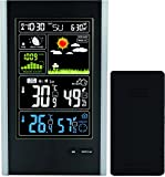 Wireless Weather Station with Indoor / Outdoor...