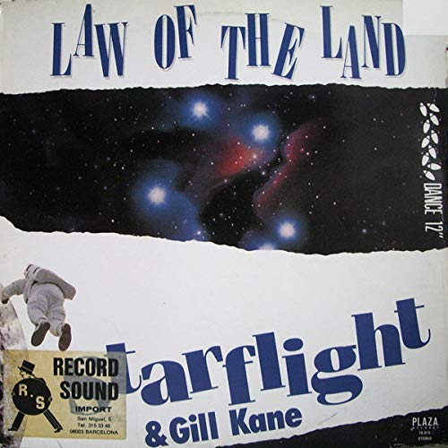 Law Of The Land [Vinyl Single 12'']