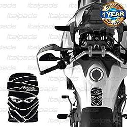 "Motorrad Tankschutz für Honda Africa Twin CRF 1000 mod.""Tuareg"" black"