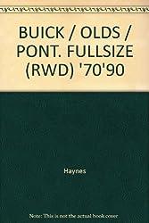 BUICK / OLDS / PONT. FULLSIZE (RWD) '70'90