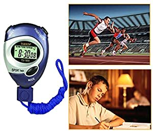Speedwav Digital Stopwatch and Alarm Timer for Sports / Study / Exam