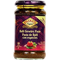 Patak`s Currypaste, Balti, 3er Pack (3 x 283 g)