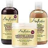 SheaMoisture Jamaican Black Castor Oil Replenishing Shampoo 16 oz