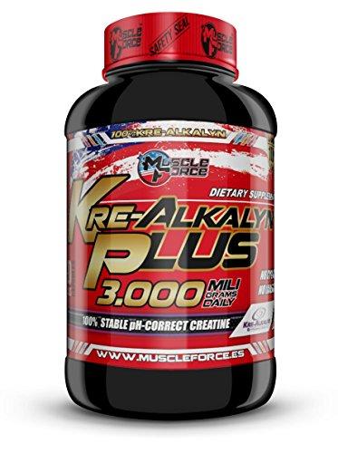 Kre-Alkalyn la créatine plus pur que te offre force, puissance et résistance. 120capsules Nespresso.