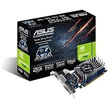 ASUS GT730-2GD5-BRK - Tarjeta gráfica (2 GB GDDR5, NVIDIA GeForce GT 730, PCI Express 2.0, 5010 MHz, HDMI)