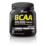 Olimp BCAA Xplode Powder Strawberry, 2er Pack (2 x 500 g)