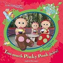 In The Night Garden: Too Much Pinky Ponk Juice!