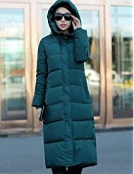 BGG Women's Hooded Down Cotton Coat(More Colors)