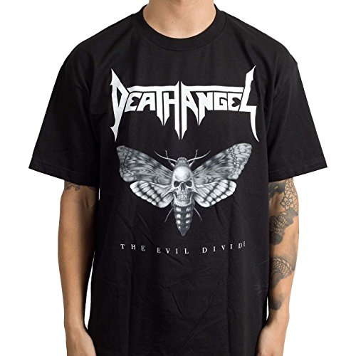 Death Angel Herren T-Shirt Gr. XXL, schwarz (T-shirt Death Angel)