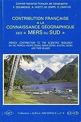 Contribution française à la connaissance géographique des