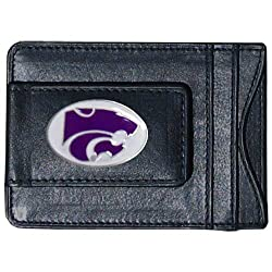 NCAA Kansas State Wildcats Cash and Card Holder