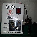 Labgo Needle & Syringe Destroyer Medical Instrument Lab & Science 1
