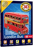 Cheatwell Games Puzzle London Bus Build It 3D Mini Monumental