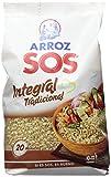 Arroz SOS - Arroz Integral SOS 1 Kg - [pack de 4]