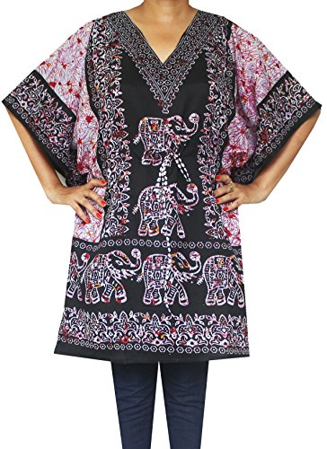 maple-clothing-para-mujer-impreso-ropa-playa-caftan