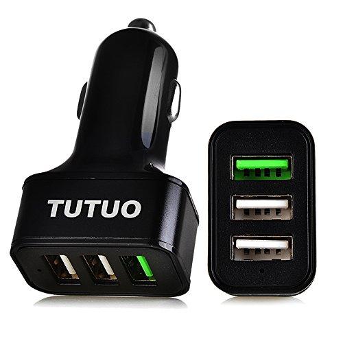 tutuo-qc-115-qualcomm-quick-charge-30-caricabatteria-per-auto-32w-con-3-porte-usb-adattatore-intelli