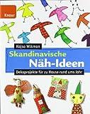 Skandinavische Nähideen: Dekoprojekte für zu Hause rund ums Jahr