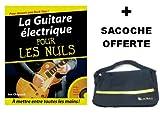 Méthodes et pédagogie FIRST INTERACTIVE POUR LES NULS MÉTHODE GUITARE ÉLECTRIQUE + CD - JON CHAPPELL + SACOCHE OFFERTE Guitare électrique