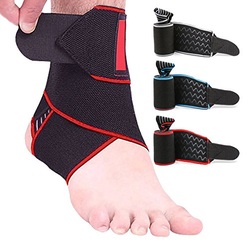 2x Handgelenk Bandage zur Unterstützung Knöchel-Stütze Gelenk Entlastung Halt