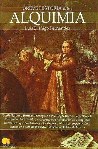 Breve historia de la alquimia por Luis E. Íñigo Fernández