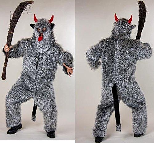 Kostüme Krampus (Kostüm Overall Krampus Kramperl Tuifl Ganggerl)