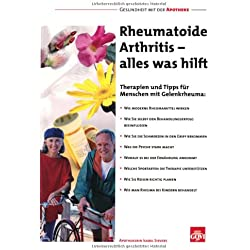 Rheumatoide Arthritis - alles was hilft