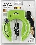 AXA Defender Lock mit Plug-In Option, grün