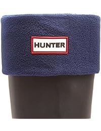 Hunter cortos S3011A-NVY - Calcetines de forro polar para botas de agua corta, color: azul