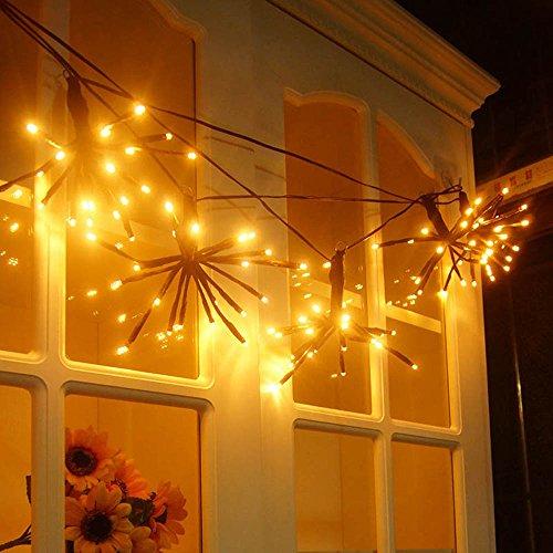 Bälle Fairy Lights White Globe String Licht mit 100LEDS für Indoor / Outdoor DIY Dekor (Globe Lights String)