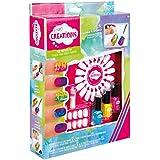 Crayola - Kit de uñas 3D, multicolor (26209)