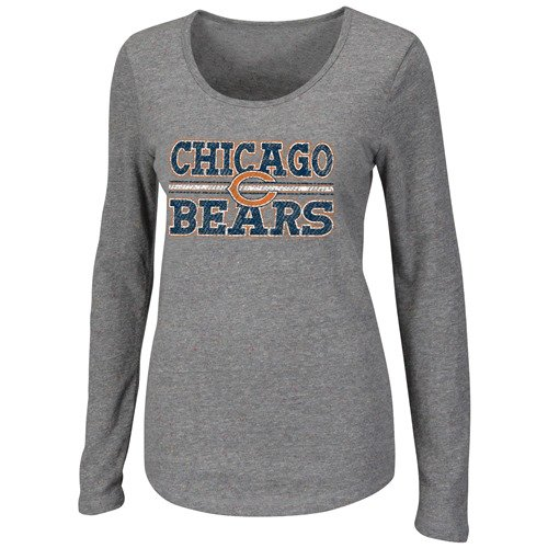 chicago-bears-womens-femme-majestic-nfl-coin-toss-iii-long-sleeve-tri-blend-shirt
