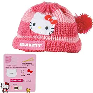Zappies Knit a Hello Kitty Hat