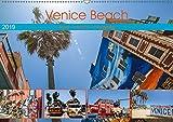 Venice Beach: bunt - verrückt - einzigartig (Wandkalender 2019 DIN A2 quer): Erleben sie das farbenfrohe Venice Beach in Kalifornien (Monatskalender, 14 Seiten ) (CALVENDO Orte)