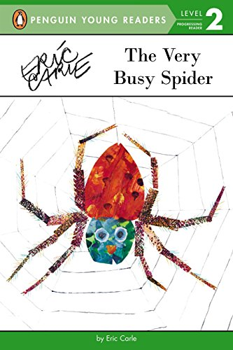 The Very Busy Spider (Penguin Young Readers. Level 2) por Eric Carle