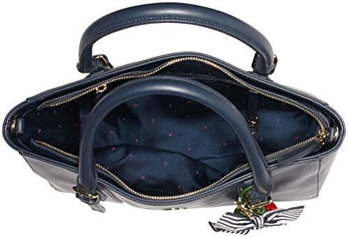 Tommy Hilfiger Cherry, Sac Femmes, 12x24x31 cm Multicolore (Midnight Mix)