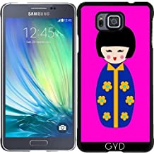 Funda para Samsung Galaxy Alpha - Chica Japonesa by les caprices de filles