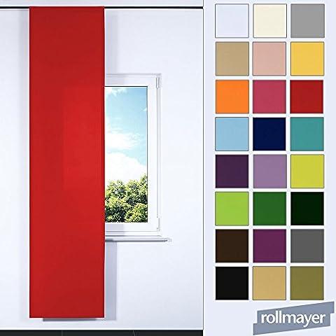 Cortina plana de cortina para panel japonés de panel separador de ambientes de la cortina de panel separador de 60 x 200