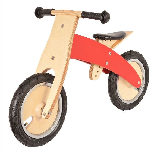 United Kids 904020 Lauflernrad / Laufrad, rot