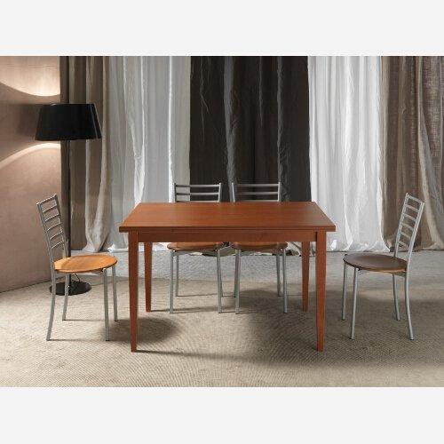 Tavolo da cucina allungabile in legno Giorgino basic - SG305 ...