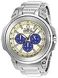 Invicta Reserve Reloj de Hombre Cuarzo Correa y Caja de Acero 25925