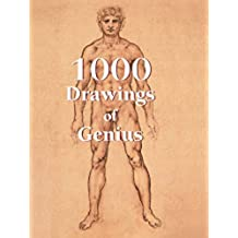 1000 Drawings of Genius (The Book) (English Edition)