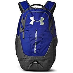 Under Armour UA Hustle 3.0 Mochila, Unisex Adulto, Azul (400), One Size