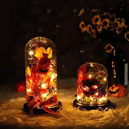 Halloween Dekorationen Rabatt - SYXYSM Halloween LED Lichter Halloween Dekorationen