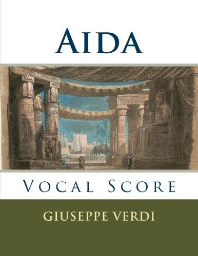 Aida: Vocal Score por Giuseppe Verdi