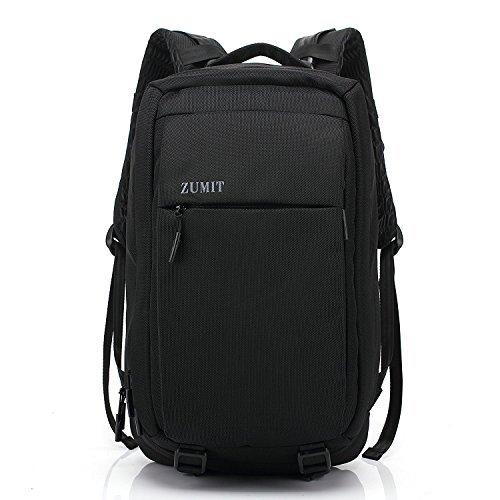 ZUMIT Studenten Rucksack Damen Herren Laptop Backpack College Schulrucksack Business Daypack 25L für 15