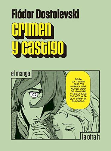 Crimen y castigo: el manga eBook: Dostoievsky, Fiódor, Daruma ...