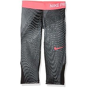Nike Mädchen G N Pro Capri Aop3 Caprihose