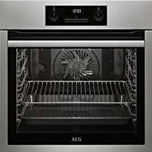 AEG BPS331120M Electric oven 74L A+ Acero inoxidable - Horno (Medio, Electric oven, 74 L, 74 L, Pirolítico, Acero inoxidable)