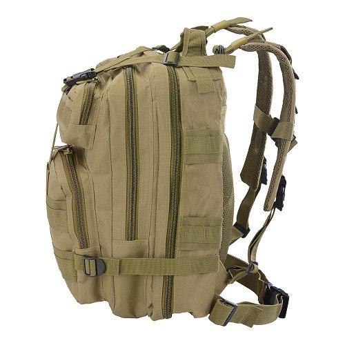KT 30L Tactical Wander Trekking Rucksack Wandern Military Rucksack Herren Rucksack Tasche. hautfarben